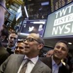 Acţiunile Twitter, la 73% peste preţul de listare