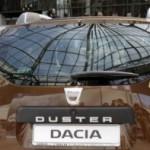 Vânzările Dacia în Germania și Franța au încheiat 2013 în creştere