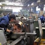 Producţia industrială, mai mare cu 7,4% în primele 10 luni din 2013