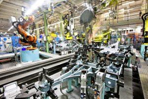 Prețurile producției industriale au crescut cu 3,9% în martie 2017 față de martie 2016