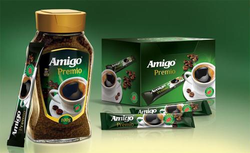 Strauss Coffee Produc Torul Doncafe Cump R Marca Amigo