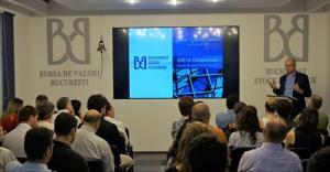Bursa de Valori Bucuresti a organizat Atelierul de vara pentru antreprenori