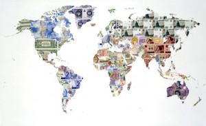 Cati bani sunt in intreaga lume?