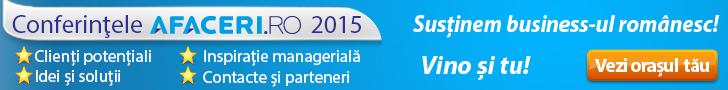 Conferinta Afaceri.ro Bucuresti 2015