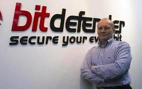 Bitdefender România, profit redeclarat de 17 mil. lei în 2014