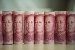 China are cea mai supraevaluată monedă din lume, potrivit Deutsche Bank
