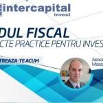 Codul Fiscal – aspecte practice pentru investitori