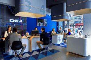 Oferta de actiuni DIGI Communications se va derula intre 28 Aprilie – 10 Mai 2017. La pretul maxim de 56 RON/actiune, capitalizarea companiei ar fi de 1,23 miliarde de euro
