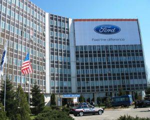 Ford face modificări în fabrica din Craiova, pentru lansarea producţiei noului model EcoSport