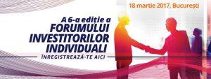 Forumul Investitorilor Individuali – Editia a 6-a, Bucuresti