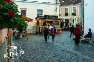 """""""La Trasura"""" – o afacere ce vrea sa devina reper pentru centrul vechi al Clujului"""