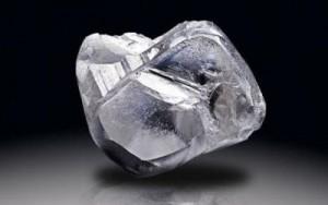 Un diamant cât o minge de tenis, al doilea ca mărime din lume, scos la licitaţie