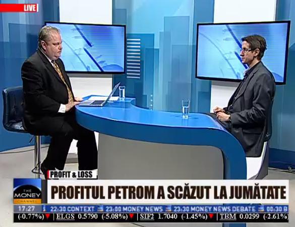 'Profit & Loss' – The Money Channel din 19 februarie, invitat Cristian Tudorescu. Sansele unui acord UE – Grecia, rezultate financiare Petrom, Romgaz si finantarea afacerilor prin BVB