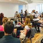 JCI Tineri Antreprenori pregateste Editia 2015. Participantii de anul trecut s-au reunit pentru a impartasi progresul lor in afaceri