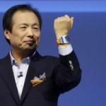Samsung a lansat Galaxy Gear şi noua versiune Galaxy Note 3