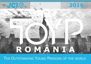 JCI România a lansat programul de recunoaștere și premiere a tinerilor remarcabili TOYP