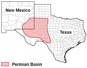 Zacamant urias de petrol descoperit in Texas – cel mai mare din SUA si al patrulea din ca marime lume