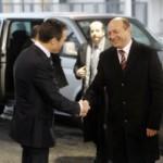 Băsescu i-a transmis secretarului general al NATO că România consideră necesar un summit în 2014
