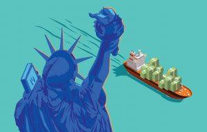 SUA: 2 trilioane de dolari se pot intoarce acasa