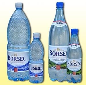 Romaqua Grup, lider al apelor minerale cu brandul Borsec, afaceri de 154 mil. euro (+10%) în 2016
