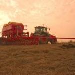 Productivitatea Romaniei la cereale este de doar 717 euro pe hectar
