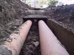 PMB reabilitează colectoarele principale de canalizare a Capitalei.