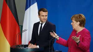 """""""Reconstrucția istorică"""" a UE: Angela Merkel și Emmanuel Macron vorbesc inclusiv de posibilitatea schimbării tratatelor"""