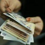 Salariul mediu net a fost de 2.342 de lei, în martie, în creștere cu 4,7% față de luna februarie