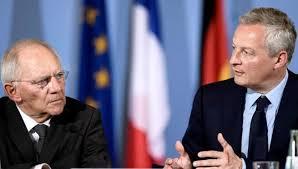 Reforma monedei unice va începe cu convergenţa fiscală a Franţei şi Germaniei, cu politici economice şi de investiţii comune
