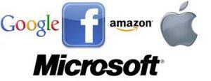 Google, Apple, Microsoft, Amazon şi Facebook conduc topul celor mai valoroase 100 de branduri