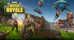 """Jocul online """"Fortnite"""" a înregistrat venituri de 296 milioane dolari în aprilie, în creștere față de 223 milioane de dolari în martie"""