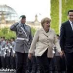 Intâlnire între Angela Merkel și prim-ministrul Victor Ponta la Berlin