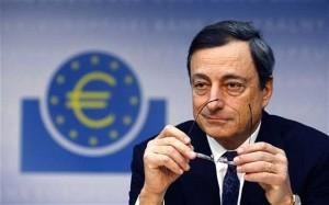 Mario Draghi respinge acuzațiile americane că Zona Euro ar manipula piața valutară și contraatacă