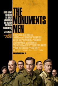 The Monuments Men (cronica film)