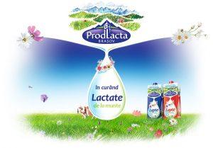 Prodlacta Brașov a avut afaceri în creștere cu +80% în 2017 până la vânzări de 94 mil. RON