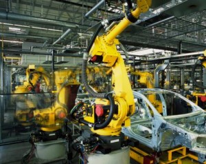 STUDIU: Maşinile vor genera în doi ani 20% din conţinutul de afaceri al unei companii