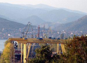 Șantierul Naval Orșova va construi pentru un client din Olanda două nave tanc de 3 milioane de euro