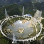 Circa 10.000 de oameni relocaţi în China din cauza construirii celui mai mare radiotelescop din lume