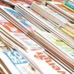 Investitiile in publicitatea din presa scrisa au scazut in S1 din 2015