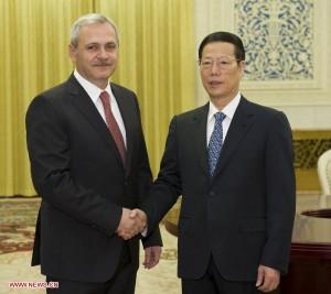 Obiectivele urmărite de vicepremierul Liviu Dragnea în vizita de lucru din China