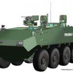 Blindatele Piranha 5 vor fi livrate Armatei Române în 2018. O parte vor fi fabricate la Bucureşti