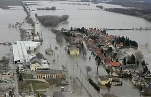Europa Centrală amenințată de inundații