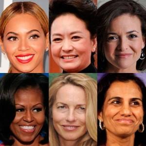 Forbes: Cele mai puternice 100 de femei din lume în 2013