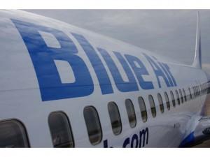 Operațiunile Blue Air au fost preluate de o firmă înregistrată în urmă cu o lună