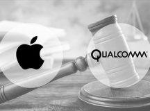 """Apple alege să îngroape """"securea războiului"""" cu Qualcomm"""