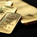 Preţul aurului a coborât la minimul ultimilor cinci ani