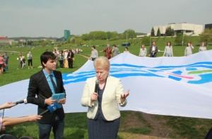 Lituania preia de la 1 iulie 2013 preşedinţia Consiliului UE sub semnul unei apropieri de fostele republici sovietice
