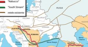 Proiectul Nabucco nu va fi realizat. Consorţiul a selectat gazoductul TAP ca rută de export către Europa