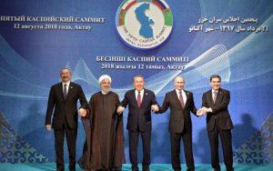 Acord istoric asupra statutului Mării Caspice, cu mize pentru piețele petrolului, gazelor și caviarului