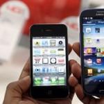 Apple egalează Samsung la numărul de smartphone-uri vândute la nivel mondial în T4 2014